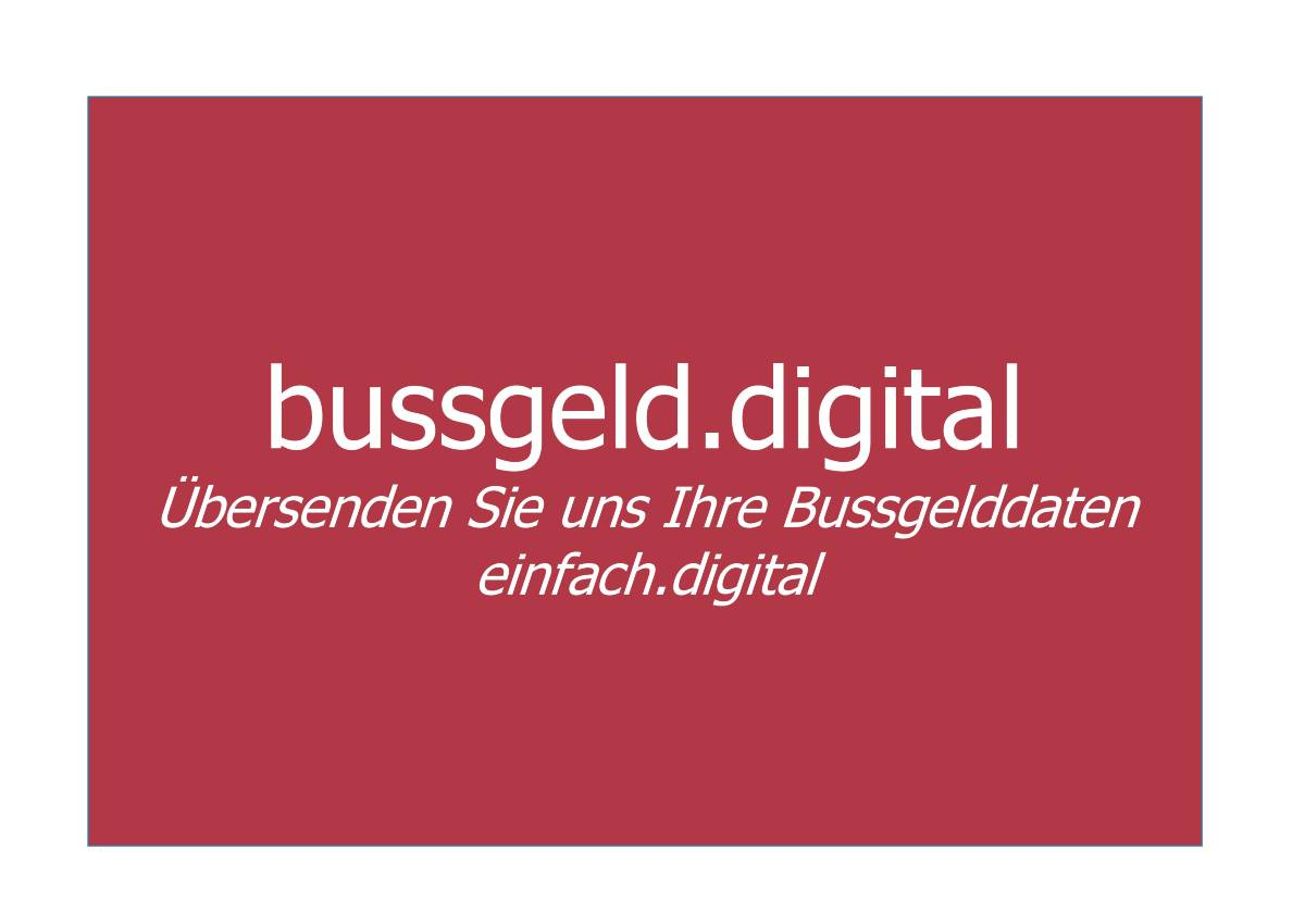 bussgeld.digital